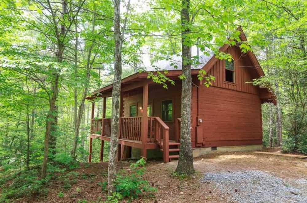 lakeside rendezvous 1 bedroom cabin