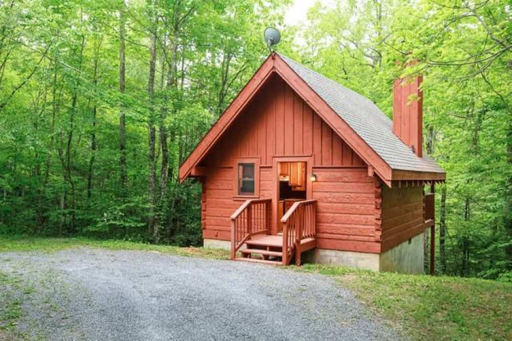 solitude studio 1 bedroom cabin in gatlinburg tn